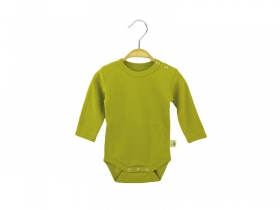 Body of olive colors with long sleeve