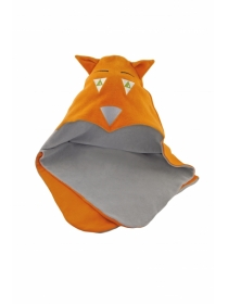 Fox Lula, summer blanket