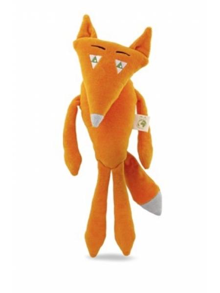 Fox Lula, toy's length 35 сm