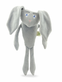 Bunny Bruno, toy's length 35 сm